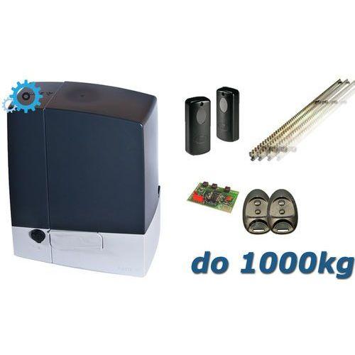 CAME Zestaw BXV 10 SAFE (1000kg/24V) XL - 5mb listwy zębatej