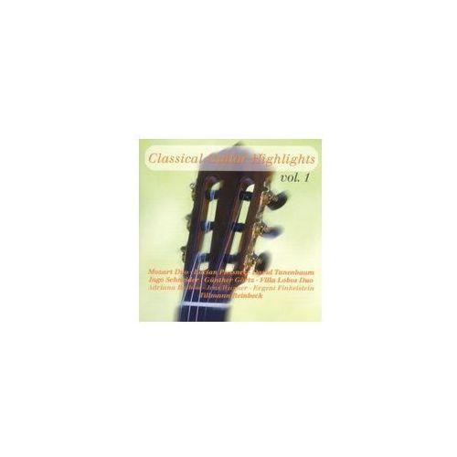 Classical Guitar Highligh (4013429112793)