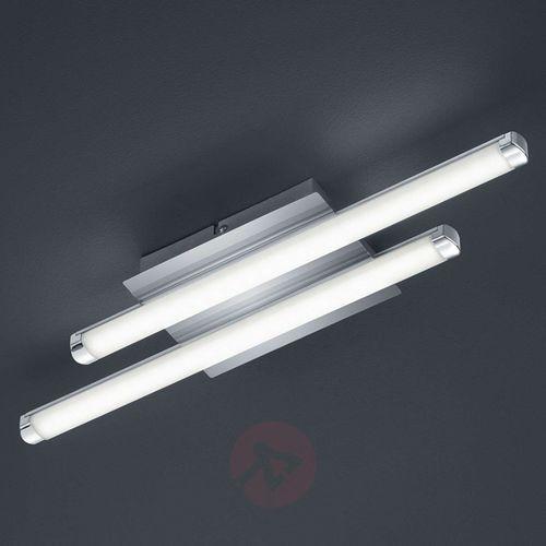 Reality STREET Lampa sufitowa LED Chrom, 2-punktowe - Nowoczesny - Obszar wewnętrzny - STREET - Czas dostawy: od 2-4 dni roboczych