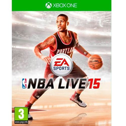 OKAZJA - NBA Live 15 (Xbox One)