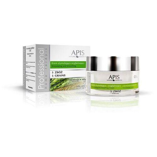 Apis natural cosmetics Apis home terapis krem stymulująco - wygładzający z kompleksem hydromanil™ 50 ml