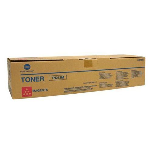 Konica Minolta oryginalny toner TN213M, magenta, 19000s, A0D7352, Konica Minolta Bizhub C203/C253, TMITN213MXMG (6284404)