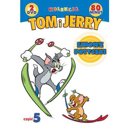 Galapagos Tom i jerry: kolekcja cz.5 zimowe szaleństwa (2 dvd)
