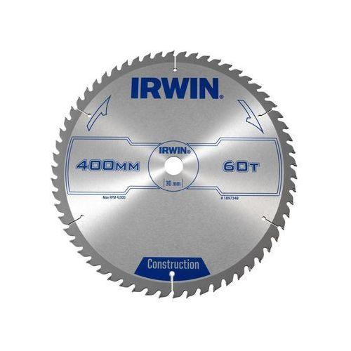 Tarcza do pilarki tarczowej PRO400X60TX30 śr. 400 mm 60 z IRWIN