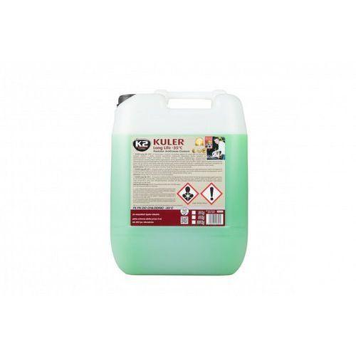 Płyn do chłodnic kukler 20 kg zielony marki K2