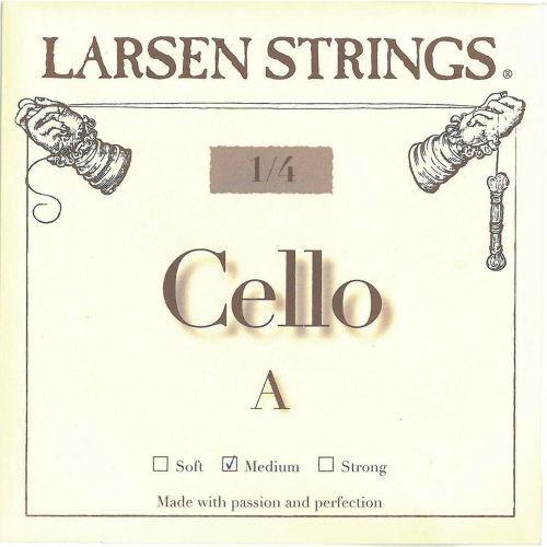 (639555) struna do wiolonczeli - a 3/4 marki Larsen