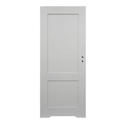 Drzwi z podcięciem Camargue 60 lewe białe