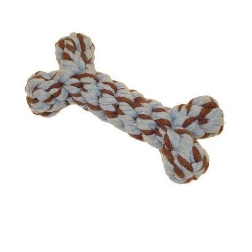 Pleciona ręcznie kość dla małego psa