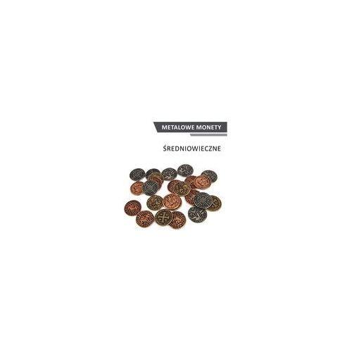 Metalowe monety - średniowieczne (zestaw 24 monet) marki Inne gry
