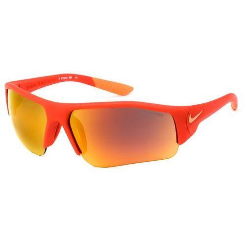 Okulary Słoneczne Nike SKYLON ACE XV JR R EV0910 Kids 800, kolor żółty