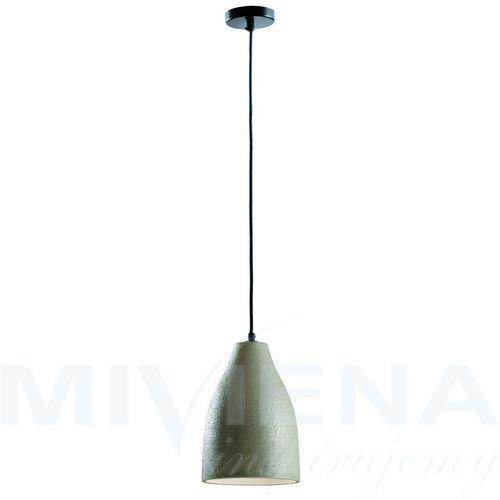 Viokef Urban lampa wisząca d170 jasny szary