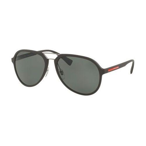 Prada linea rossa Okulary słoneczne ps05rs polarized ub05x1