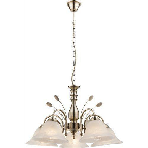 69007-5h żyrandol klasyczny posadas marki Globo lighting