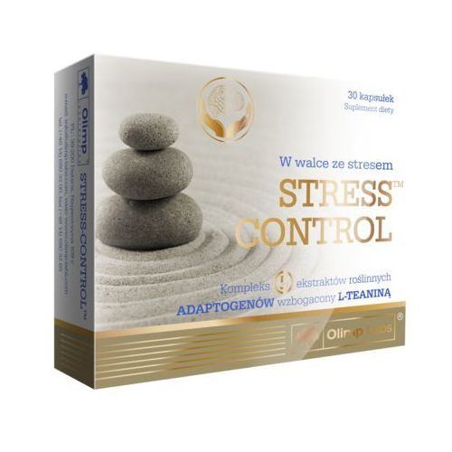 Kapsułki Olimp Stress Control kaps. - 30 kaps.