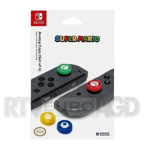 Nakładki HORI Super Mario Analog Caps do Nintendo Switch (0873124006261)