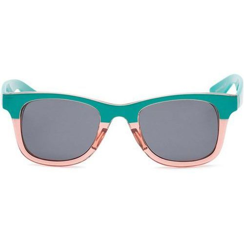 Vans Okulary słoneczne  - janelle hipster s columbia-pink l (kyn) rozmiar: os