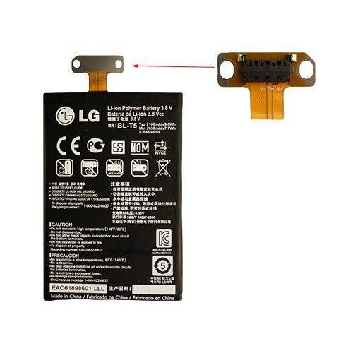 google e960 nexus 4 / bl-t5 2100mah 8.0wh li-polymer 3.8v (oryginalny) marki Lg