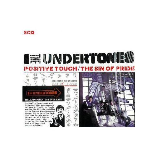 The Undertones - Positive Touch / The Sin Of Pride, SALVOMDCD01