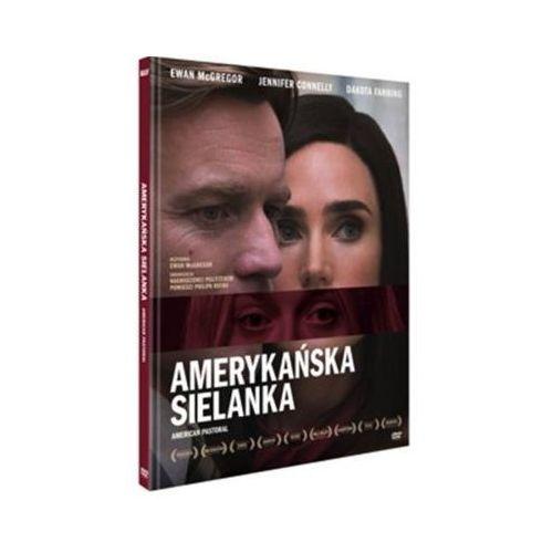 Amerykańska sielanka (DVD) + Książka (9788380532618)