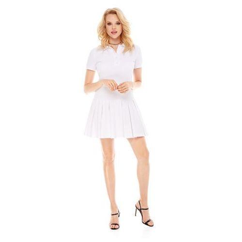Sugarfree Sukienka marina w kolorze białym