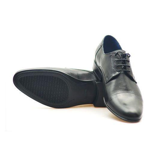 Pantofle Conhpol CB0C-5660-0228-00Z55 Czarne, kolor czarny
