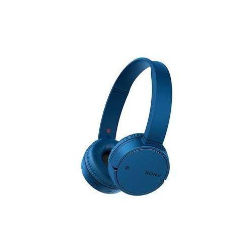 Słuchawki wh-ch500l (whch500l.ce7) niebieskie marki Sony