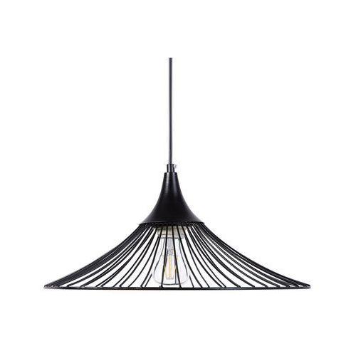 Lampa wisząca czarna GIONA