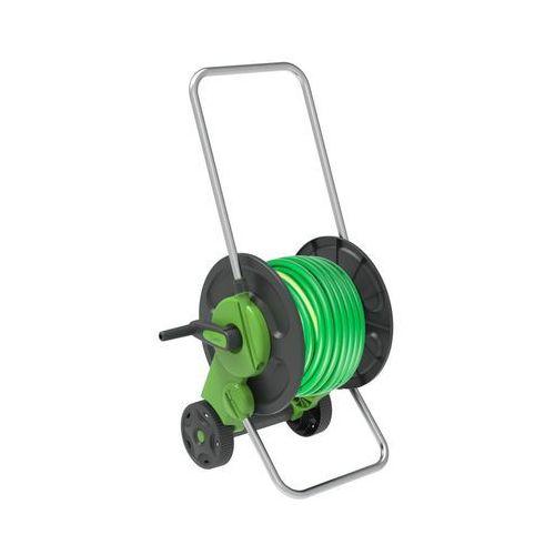 """Wózek z wężem ogrodowym 30 m 12,5 mm (1/2"""") GEOLIA (3276000412786)"""