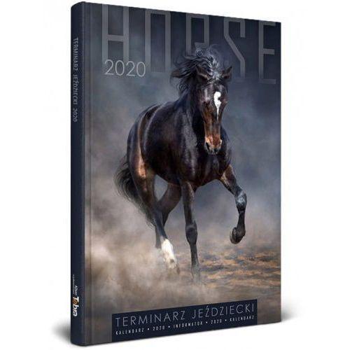 Adeon wydawnictwo tebra Terminarz jeździecki - kal. książkowy 2020 (5907771418803)