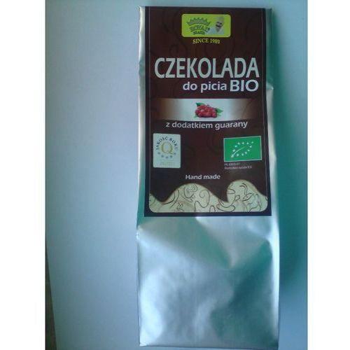 Royal brand Czekolada do picia bio z dodatkiem guarany 220 g. (5907431793585)