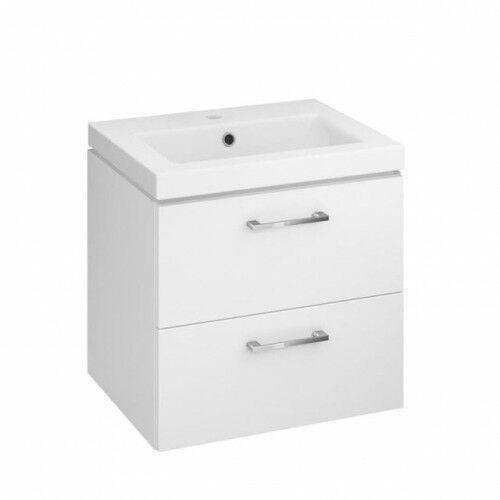 CERSANIT LARA Zestaw szafka + umywalka Como 50, biały S801-146-DSM
