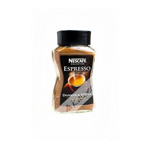 Nescafe Espresso 100 g kawa rozpuszczalna - sprawdź w wybranym sklepie
