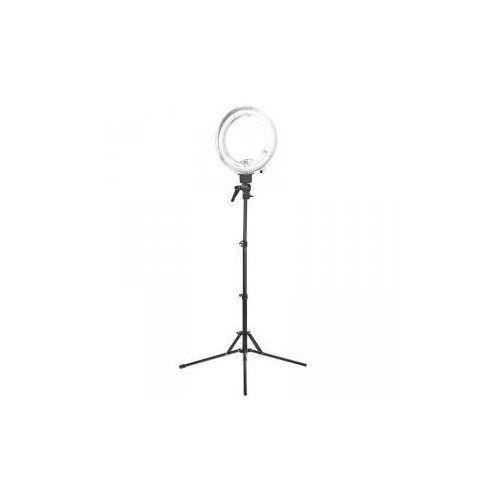 """Lampa Pierścieniowa Ring Light 12"""" 35w Fluorescent Biała + Statyw"""