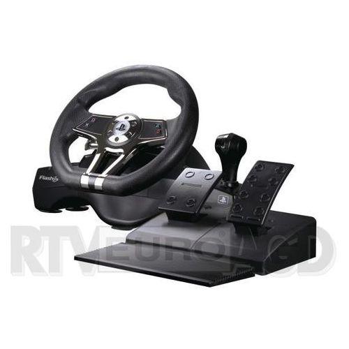 Kierownica FlashFire Hurricane Wheel PS3/PS4 (4718091311221)