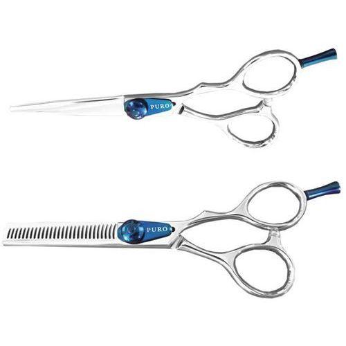 Zestaw nożyczek fryzjerskich  profi, marki Puro