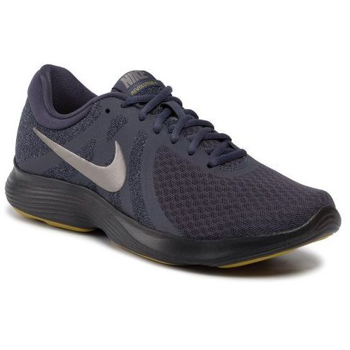 Nike Buty - revolution 4 eu aj3490 015 gridiron/mtlc pewter