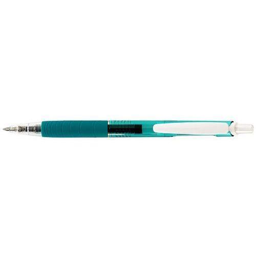 Długopis automatyczny żelowy inketti, 0,5mm, turkusowy marki Penac