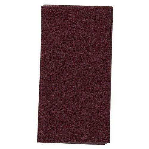 Macallister Arkusz papieru 93 x 185 mm p80 z rzepem 10 szt.
