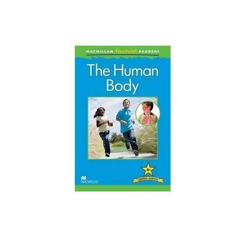 The Human Body. Macmillan Factual Readers. Poziom 4+