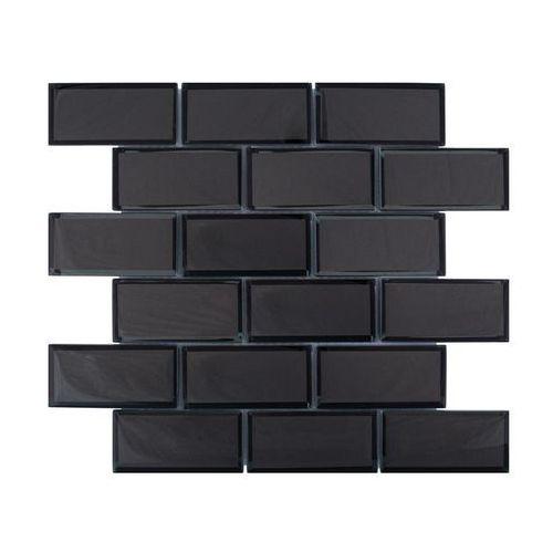 Iryda Mozaika metro small black 29.8 x 29.8 euroceramika (5902767921343)