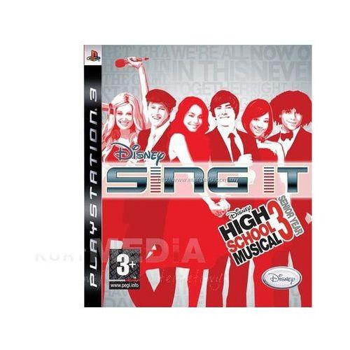 OKAZJA - Sing It High School Musical 3 (PS3)