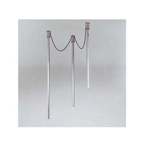 Shilo Downlight lampa sufitowa alha y 9003/g9/ch minimalistyczna oprawa metalowe sople tuby chrom
