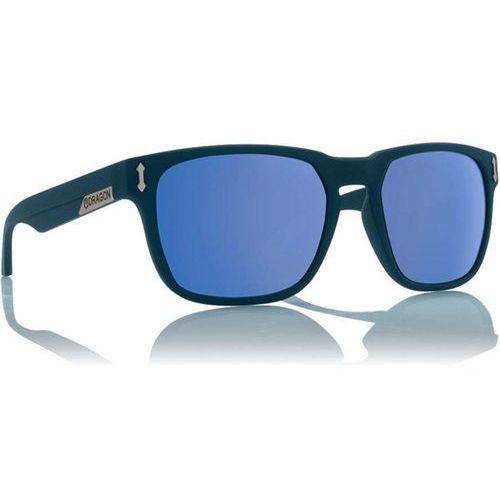 Okulary słoneczne - dr513si monarch ion matte deep navy blue ion (415) marki Dragon