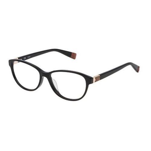 Okulary korekcyjne vfu030 0700 marki Furla