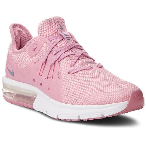 Buty - air max sequent 3 (gs) 922885 601 elemental pink/ashen slate marki Nike