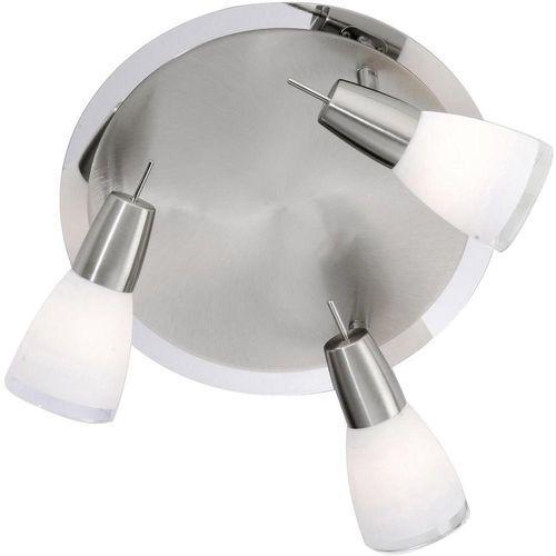 Lampa punktowa LeuchtenDirekt 11843-55 E14, (ØxW) 34 cmx17 cm, stalowy