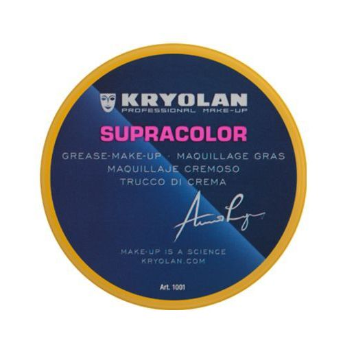 Kryolan SUPRACOLOR (509) Farba o konsystencji kremowej - 509 (1001), kolor beżowy