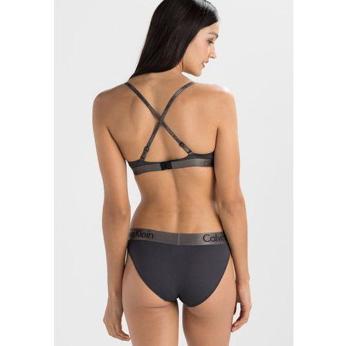 Calvin Klein Underwear DUAL TONE Biustonosz bezszwowy black/shadow grey, bezszwowy