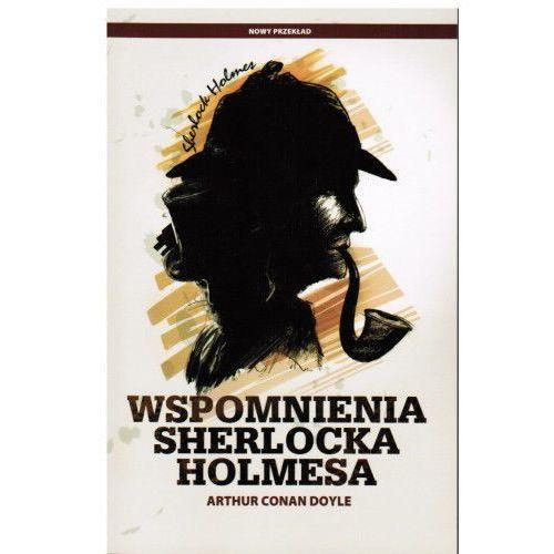 WSPOMNIENIA SHERLOCKA HOLMESA Arthur CoNAN DOYLE, oprawa miękka