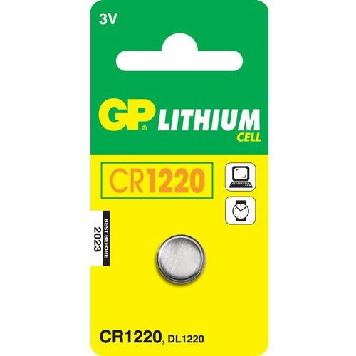 Gp Bateria cr 1220-u1 (4891199004346)